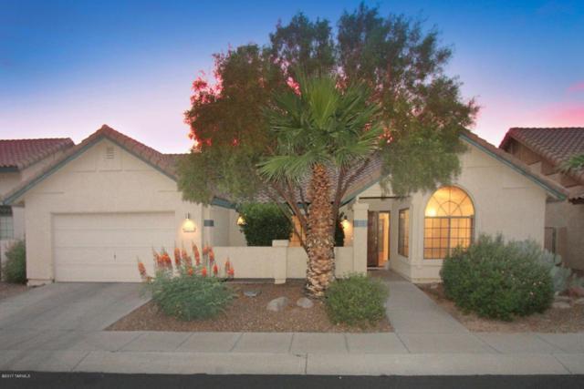 1439 E Desert Starling Lane, Oro Valley, AZ 85737 (#21717011) :: Long Realty - The Vallee Gold Team