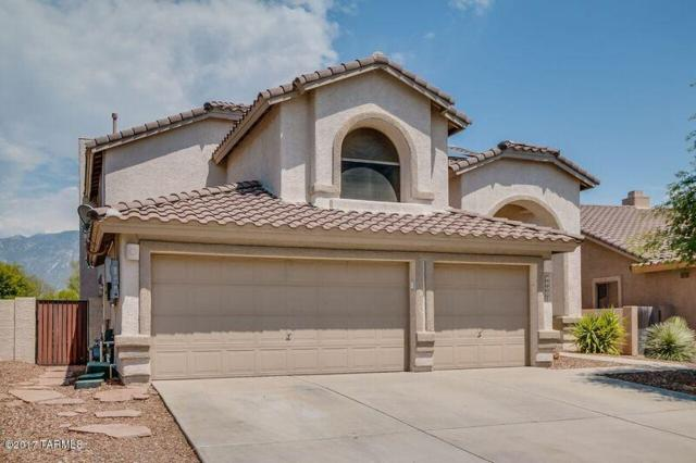13568 N Wide View Drive, Oro Valley, AZ 85755 (#21717258) :: Long Realty - The Vallee Gold Team