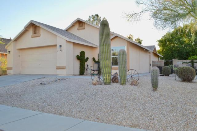 1159 N Amberbrooke Avenue, Tucson, AZ 85745 (#21717280) :: Long Realty - The Vallee Gold Team