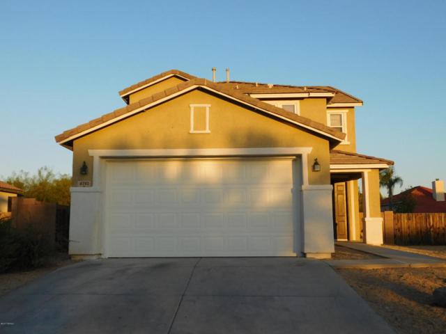 4741 W Calatrava Lane, Tucson, AZ 85742 (#21717284) :: Long Realty - The Vallee Gold Team