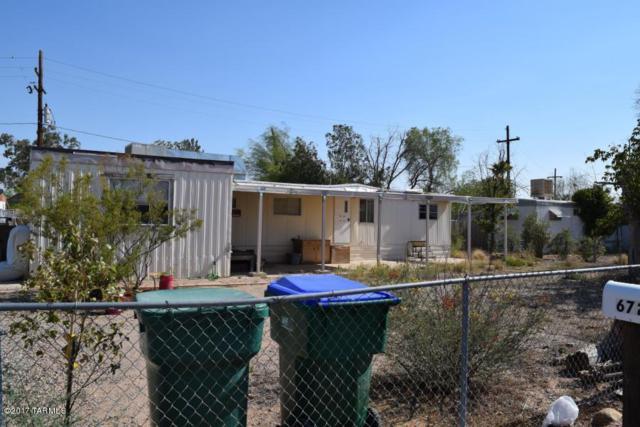 6721 W Lazy H, Tucson, AZ 85757 (#21717760) :: Long Realty Company