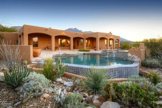 1972 E Quiet Canyon Drive, Tucson, AZ 85718 (#21718003) :: Long Realty - The Vallee Gold Team