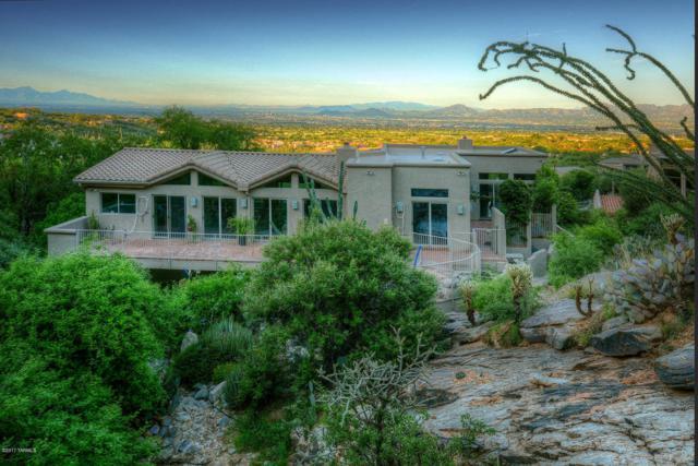 2691 E Calle Sin Ruido, Tucson, AZ 85718 (#21720187) :: Long Realty - The Vallee Gold Team