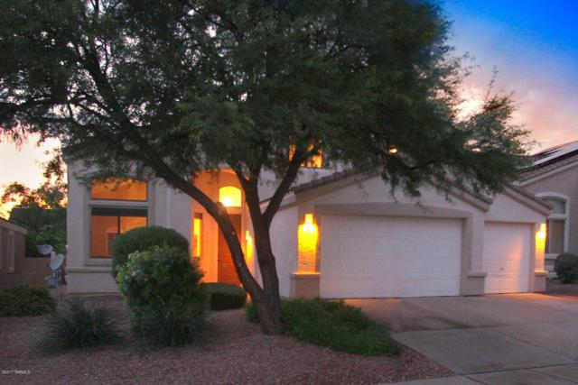 314 W Klinger Canyon Drive, Oro Valley, AZ 85755 (#21721183) :: Long Realty - The Vallee Gold Team