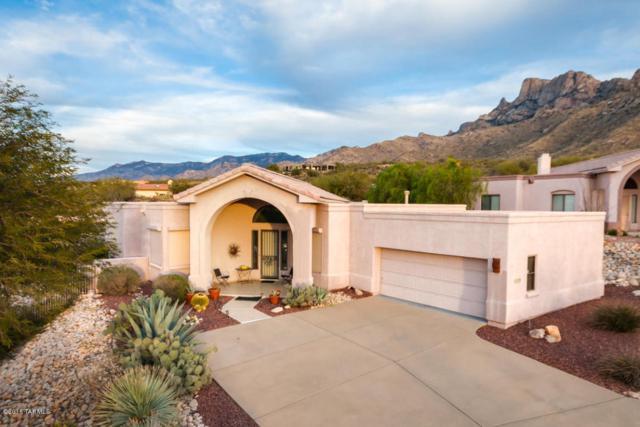 10120 N Alder Spring Drive, Oro Valley, AZ 85737 (#21721384) :: Long Realty Company