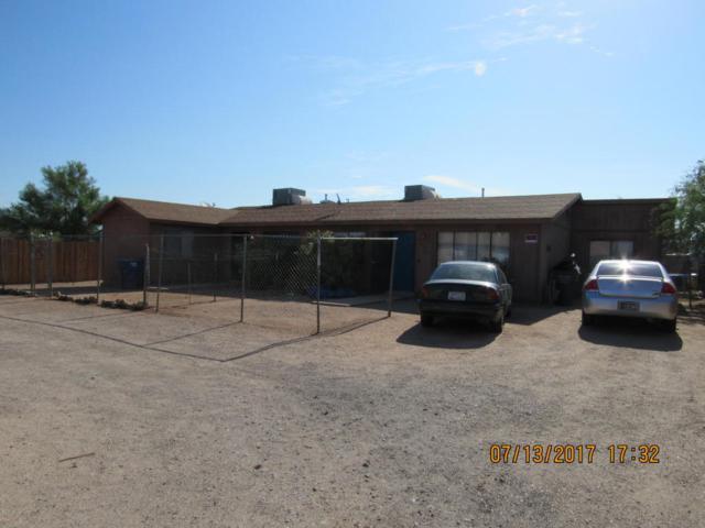5819 S Morris Boulevard 1-2, Tucson, AZ 85706 (#21721536) :: Long Realty Company