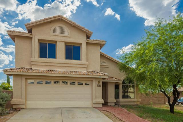 7576 S Laurel Willow Drive, Tucson, AZ 85747 (#21721580) :: Long Realty - The Vallee Gold Team