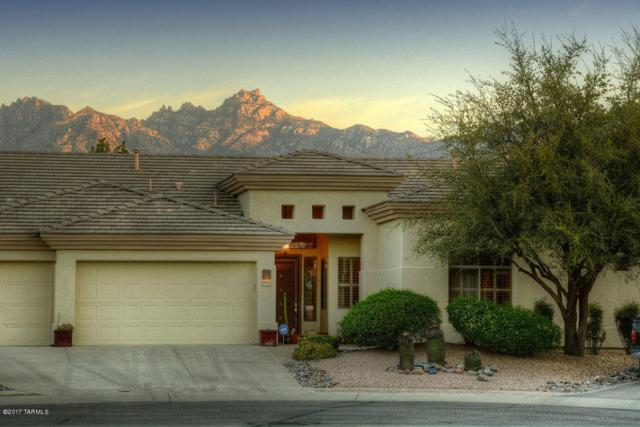 9689 E Waters Edge Place, Tucson, AZ 85749 (#21721639) :: Long Realty - The Vallee Gold Team