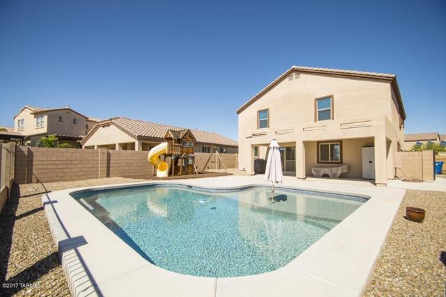 13391 N Barlassina Drive, Oro Valley, AZ 85755 (#21721803) :: Long Realty - The Vallee Gold Team