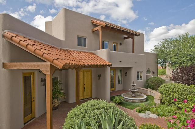 6920 E Rocky Canyon Place, Tucson, AZ 85750 (#21721807) :: Long Realty - The Vallee Gold Team