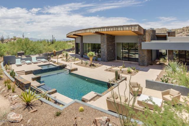 1130 W Tortolita Mountain Circle, Oro Valley, AZ 85755 (#21721822) :: Long Realty - The Vallee Gold Team