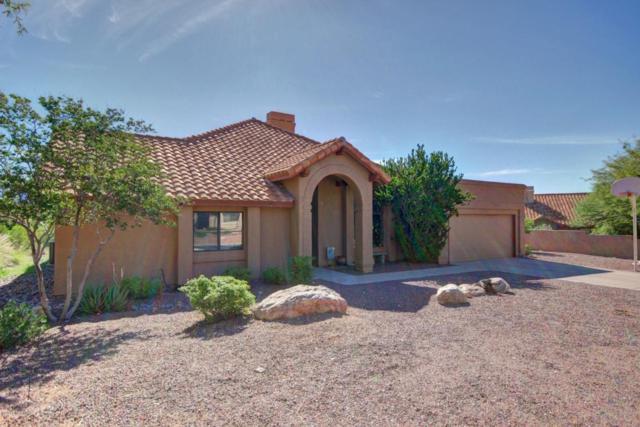 6421 E Calle Cavillo, Tucson, AZ 85750 (#21721957) :: Long Realty Company