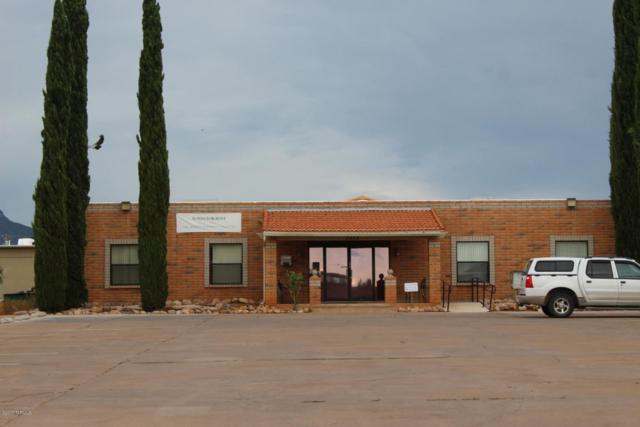 1858 Paseo San Luis, Sierra Vista, AZ 85635 (#21722035) :: Long Realty Company