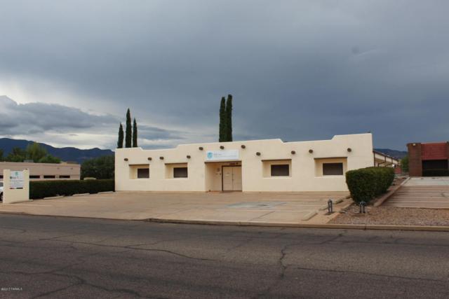 1850 Paseo San Luis, Sierra Vista, AZ 85635 (#21722038) :: Long Realty Company