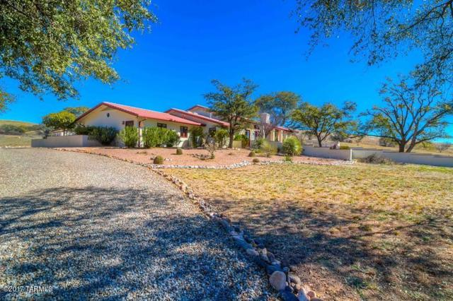 13055 E Singing Valley Road, Sonoita, AZ 85637 (#21722257) :: Long Realty Company