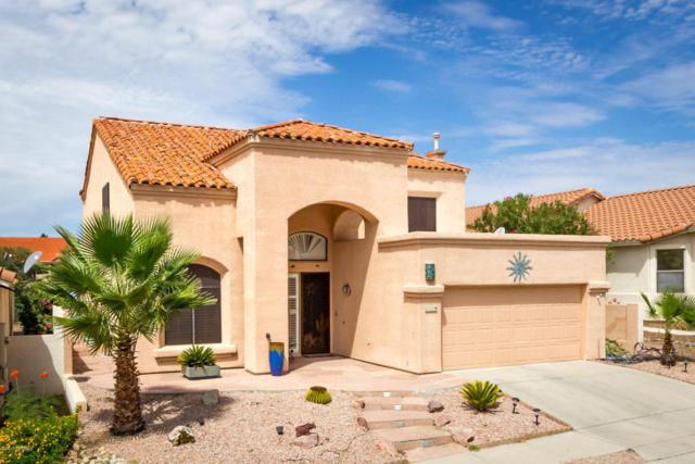 11119 N Desert Flower Drive, Oro Valley, AZ 85737 (#21722329) :: Keller Williams