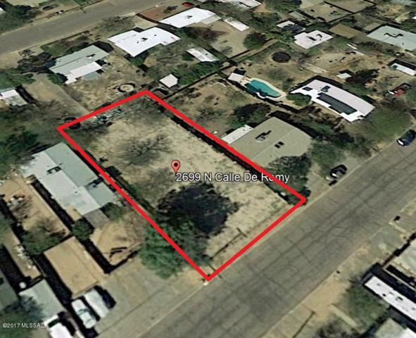 2699 N Calle De Romy #5, Tucson, AZ 85712 (#21723548) :: Long Realty Company