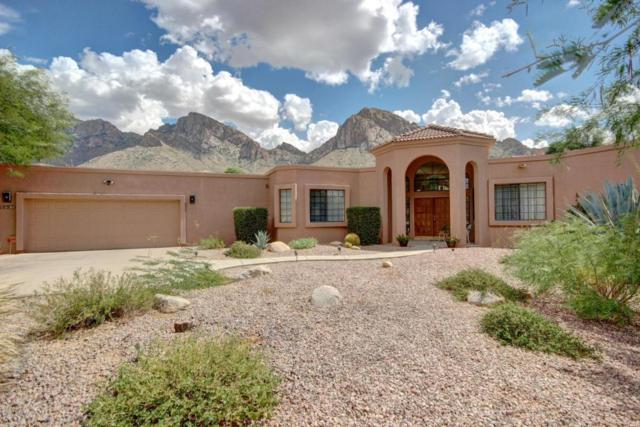 10185 N Carristo Drive, Oro Valley, AZ 85737 (#21724393) :: Long Realty - The Vallee Gold Team