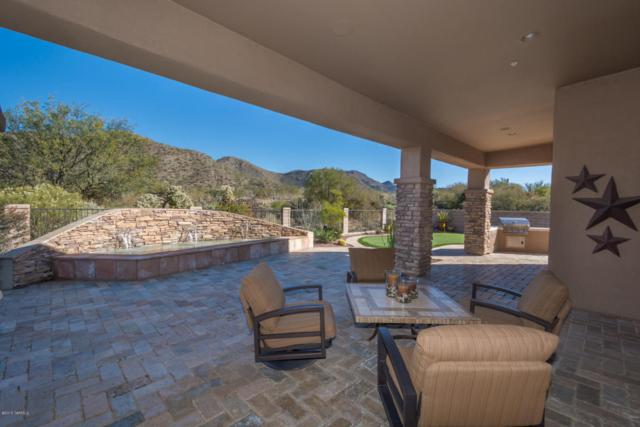 13954 N Sonoran Links Court, Marana, AZ 85658 (#21724429) :: Long Realty - The Vallee Gold Team