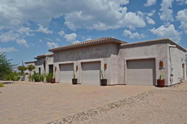 14731 E Triangle M Ranch Road, Vail, AZ 85641 (#21724452) :: Keller Williams