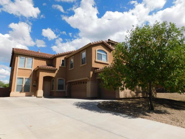 17083 S Golden Sunrise Place, Corona de Tucson, AZ 85641 (#21724513) :: Keller Williams