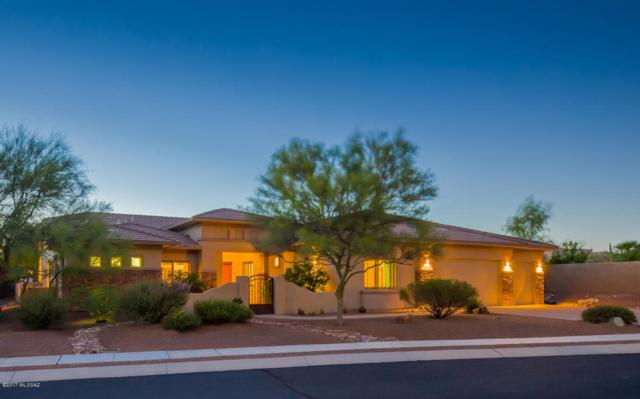 13821 N Javelina Springs Place, Oro Valley, AZ 85755 (#21724717) :: RJ Homes Team