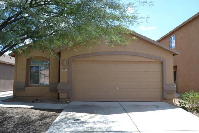 6398 E Sage Stone Street, Tucson, AZ 85756 (#21724779) :: RJ Homes Team