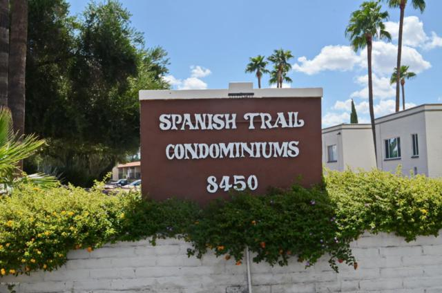 8450 E Old Spanish Trail #238, Tucson, AZ 85710 (#21724799) :: Long Realty Company