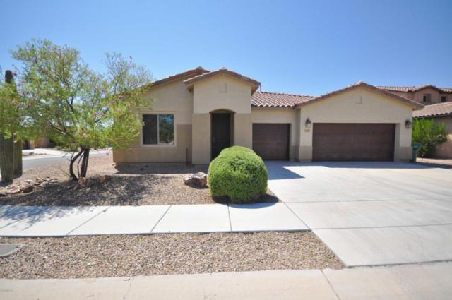 4341 W Windsor Ranch Place, Marana, AZ 85658 (#21724800) :: Long Realty - The Vallee Gold Team