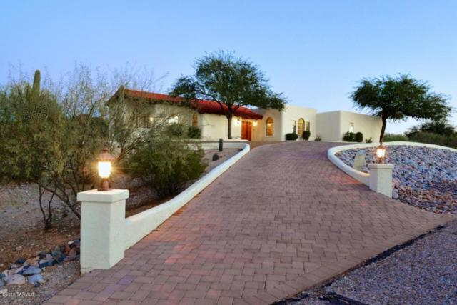 700 N Lazy J Way, Tucson, AZ 85748 (#21724940) :: The Josh Berkley Team