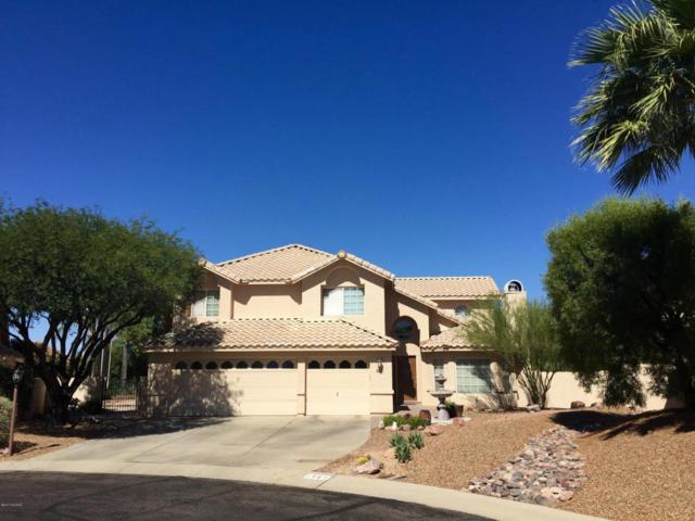 1985 W Desert Highlands Drive, Oro Valley, AZ 85737 (#21725071) :: Long Realty - The Vallee Gold Team