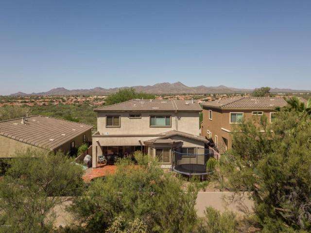 13922 N Big Wash Overlook Place, Tucson, AZ 85739 (#21725097) :: Long Realty - The Vallee Gold Team