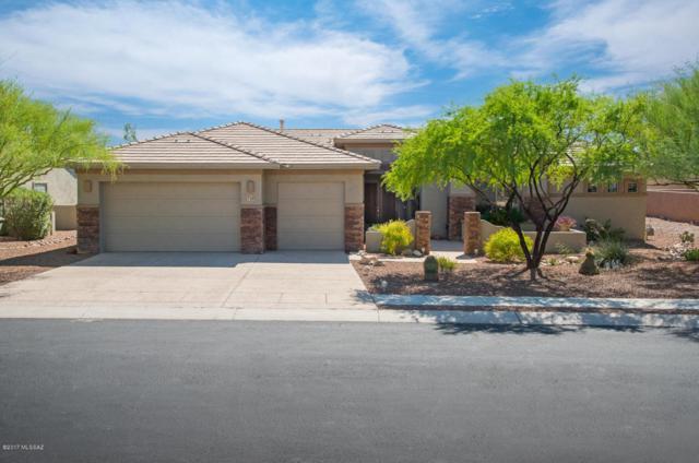 709 W Bright Canyon Drive, Oro Valley, AZ 85755 (#21725914) :: Long Realty Company
