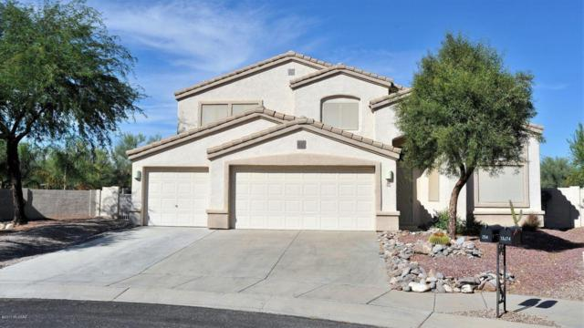 254 W Klinger Canyon Drive, Oro Valley, AZ 85755 (#21726596) :: Long Realty - The Vallee Gold Team