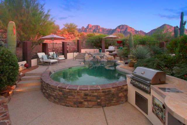 11520 N Flying Bird Drive, Oro Valley, AZ 85737 (#21727004) :: Long Realty - The Vallee Gold Team