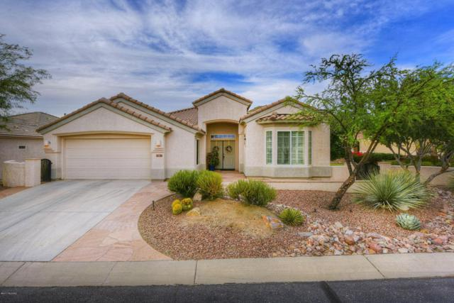 13812 N Heritage Canyon Drive, Marana, AZ 85658 (#21727296) :: Long Realty - The Vallee Gold Team
