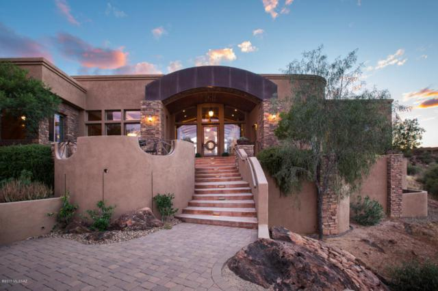 5455 N Sonoran Sunrise Place, Tucson, AZ 85743 (#21727458) :: Long Realty - The Vallee Gold Team