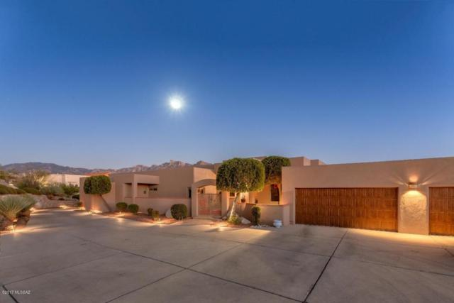 1129 W Moonlit Place, Oro Valley, AZ 85737 (#21728667) :: Keller Williams
