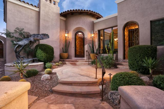 7470 N Secret Canyon Drive, Tucson, AZ 85718 (#21728847) :: Long Realty - The Vallee Gold Team
