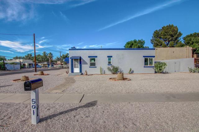 501 E Yavapai Road, Tucson, AZ 85705 (#21728941) :: My Home Group - Tucson