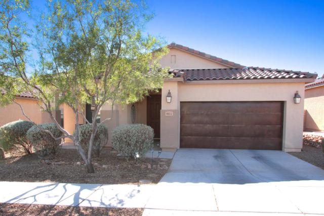4411 W Crystal Ranch Place, Marana, AZ 85658 (#21729343) :: Long Realty - The Vallee Gold Team