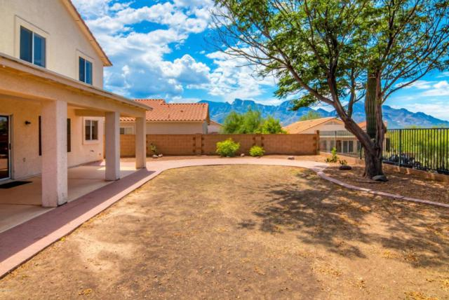 448 E Heatherglenn Place, Oro Valley, AZ 85755 (#21729373) :: Long Realty - The Vallee Gold Team