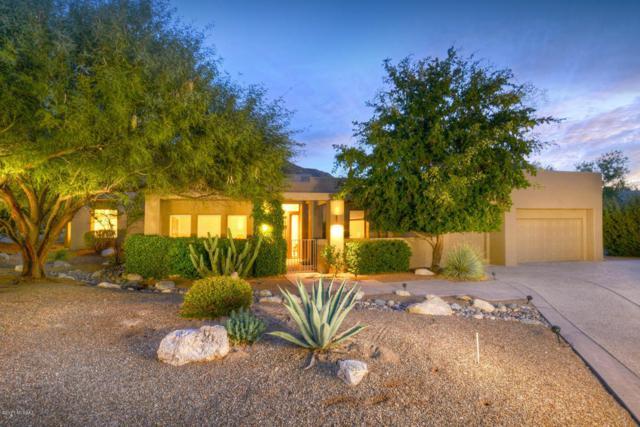6439 N Desert Wind Circle, Tucson, AZ 85750 (#21729922) :: Keller Williams