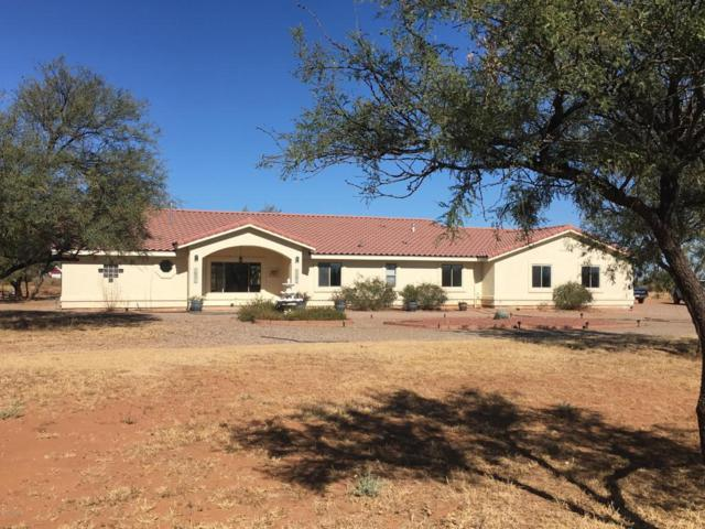 2301 N Desert View Place, Huachuca City, AZ 85616 (#21730226) :: Long Realty - The Vallee Gold Team