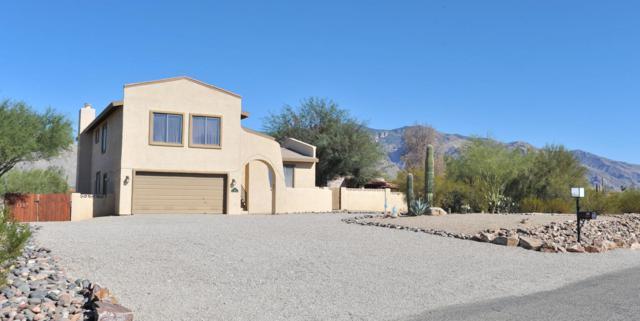 801 E Camino Alberca, Tucson, AZ 85718 (#21730277) :: Long Realty - The Vallee Gold Team