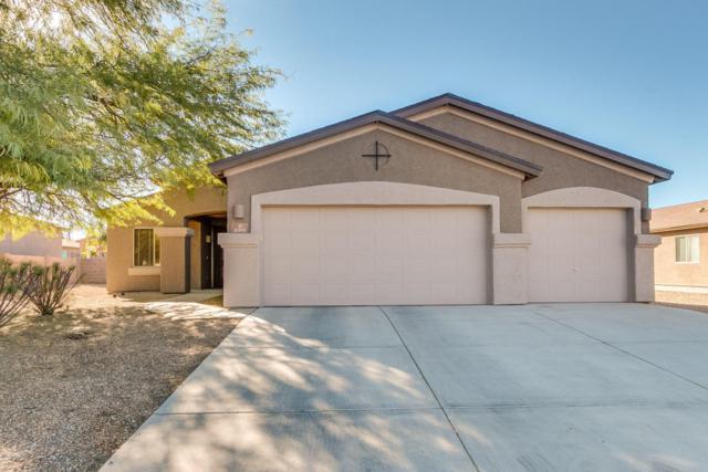 8399 W Calle Moheda, Tucson, AZ 85757 (#21730410) :: My Home Group - Tucson