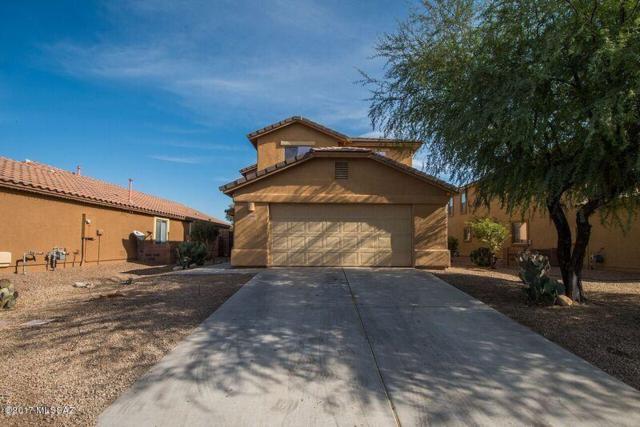 12906 N Pocatella Drive, Marana, AZ 85653 (#21731396) :: Gateway Partners at Realty Executives Tucson Elite