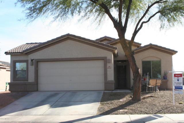 11145 W Fallen Willow Drive, Marana, AZ 85653 (#21731513) :: Gateway Partners at Realty Executives Tucson Elite
