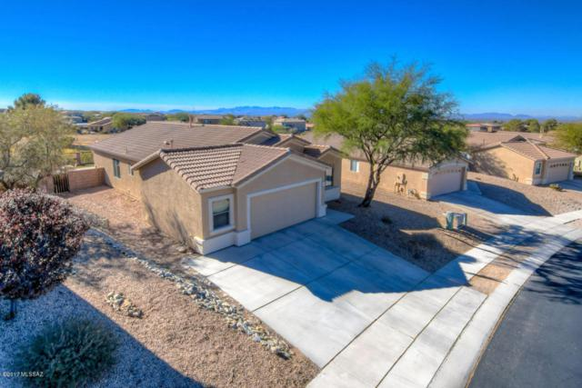 550 S Sweet Ridge Drive, Vail, AZ 85641 (#21731521) :: Gateway Partners at Realty Executives Tucson Elite