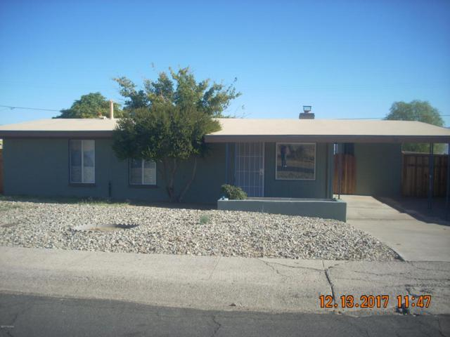 110 N Douglas Avenue, San Manuel, AZ 85631 (#21731948) :: RJ Homes Team